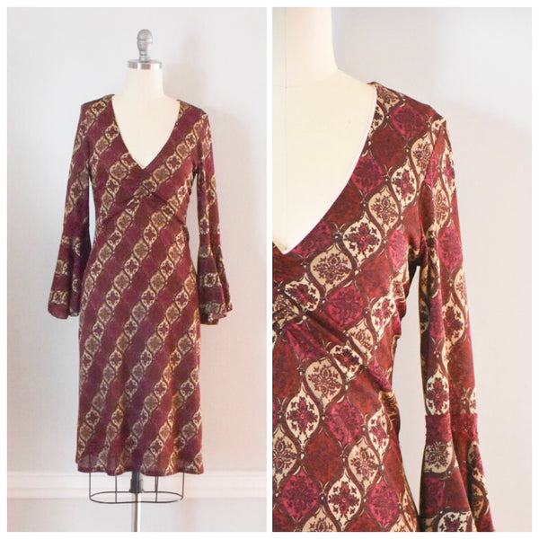 Vintage Boho Style Dress from www.duncanlovestess.com