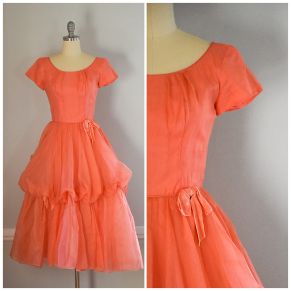 50s Tulle Party Dress from DuncanLovesTess.com