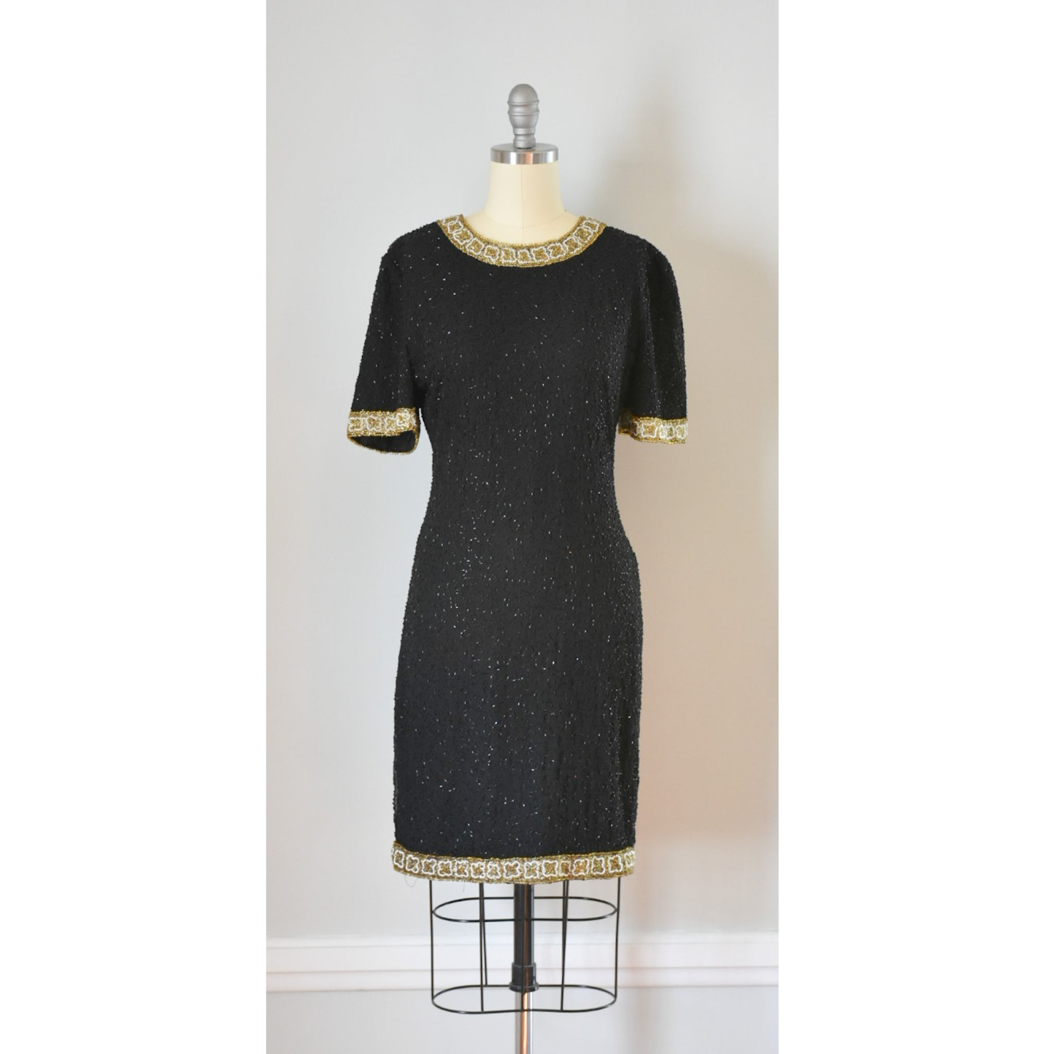 Vintage Laurence Kazar Dress from DuncanLovesTess.com