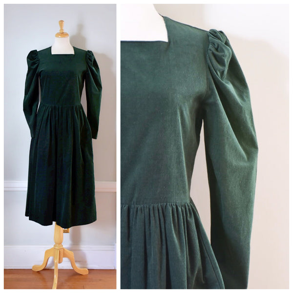 80s Vintage Laura Ashley Dress