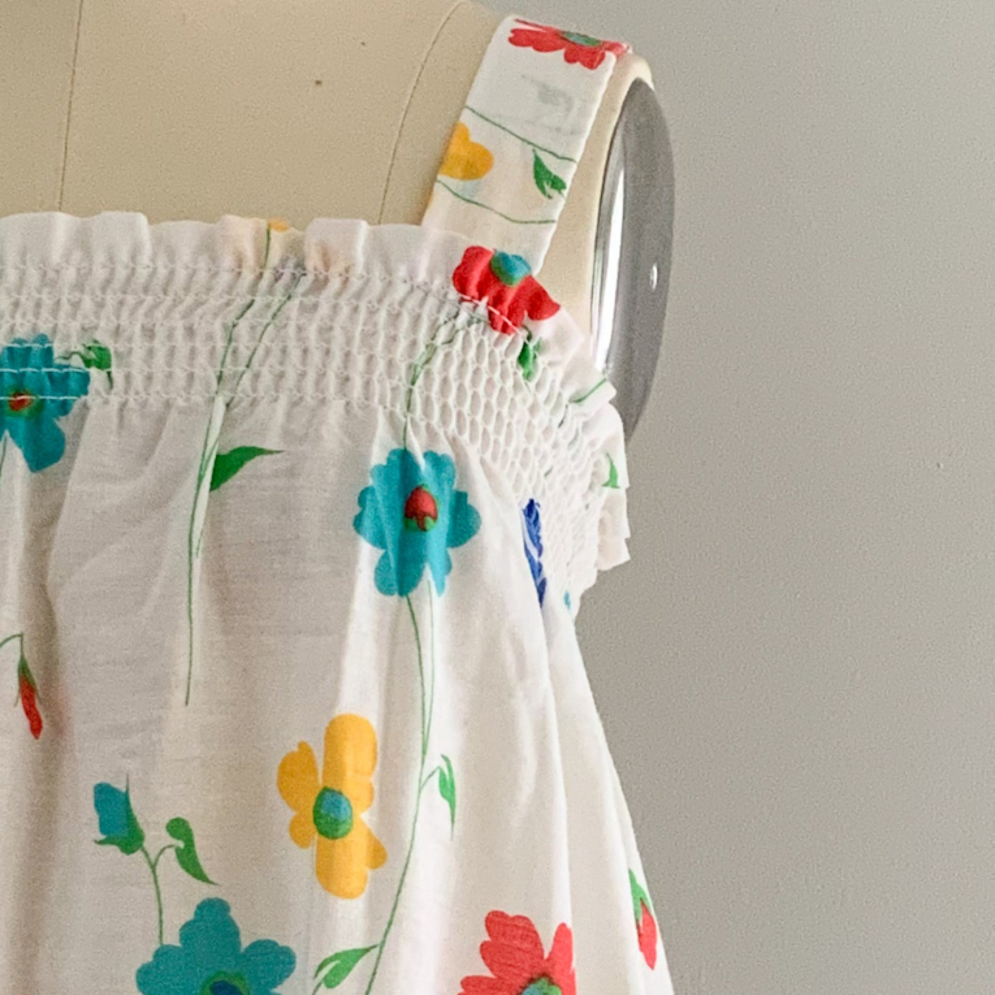 70s vintage sundress from DuncanLovesTess.com