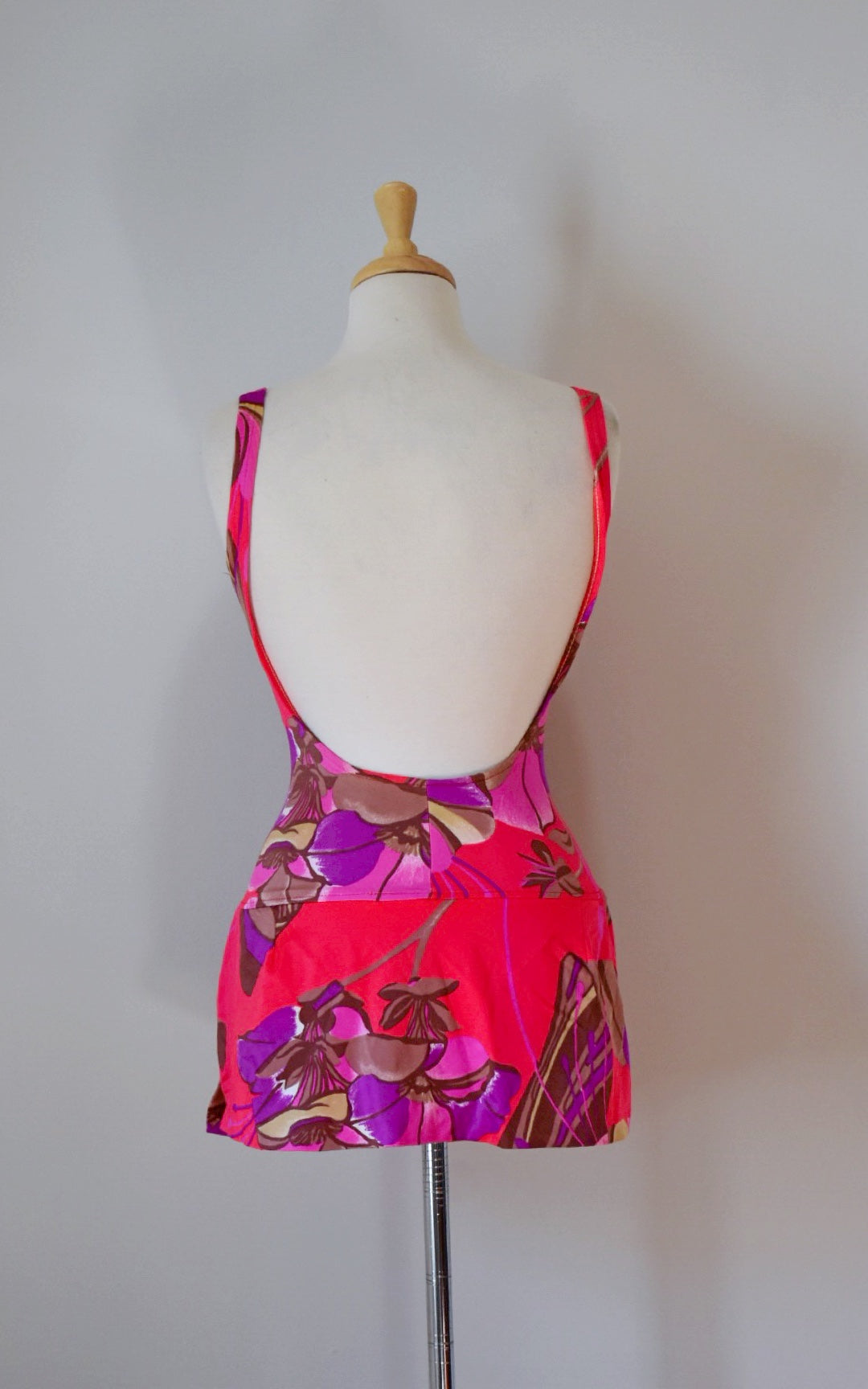 60s / 70s Vintage Jantzen Skirted Swimsuit