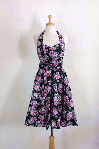 50s Inspired Rockabilly Dress