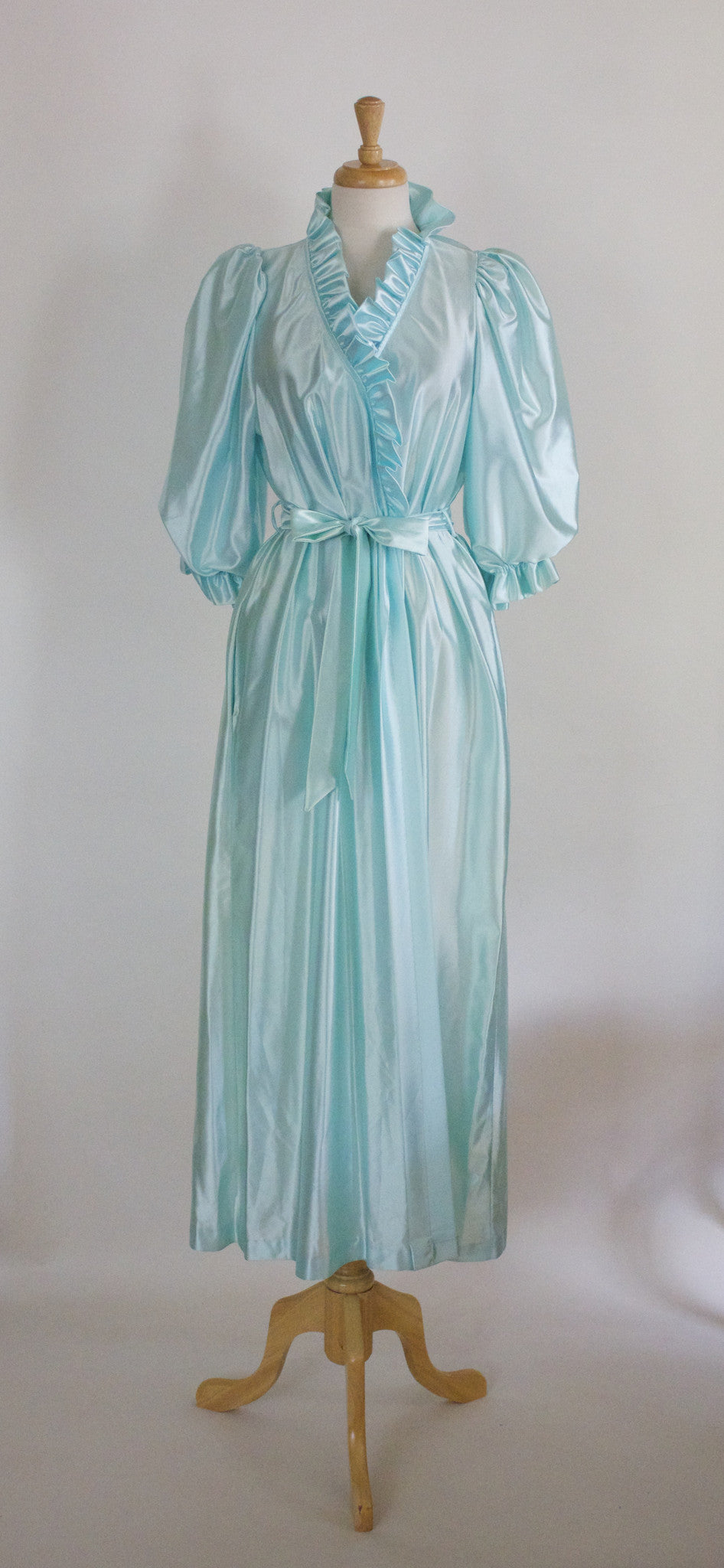 Vintage Miss Elaine Bathrobe