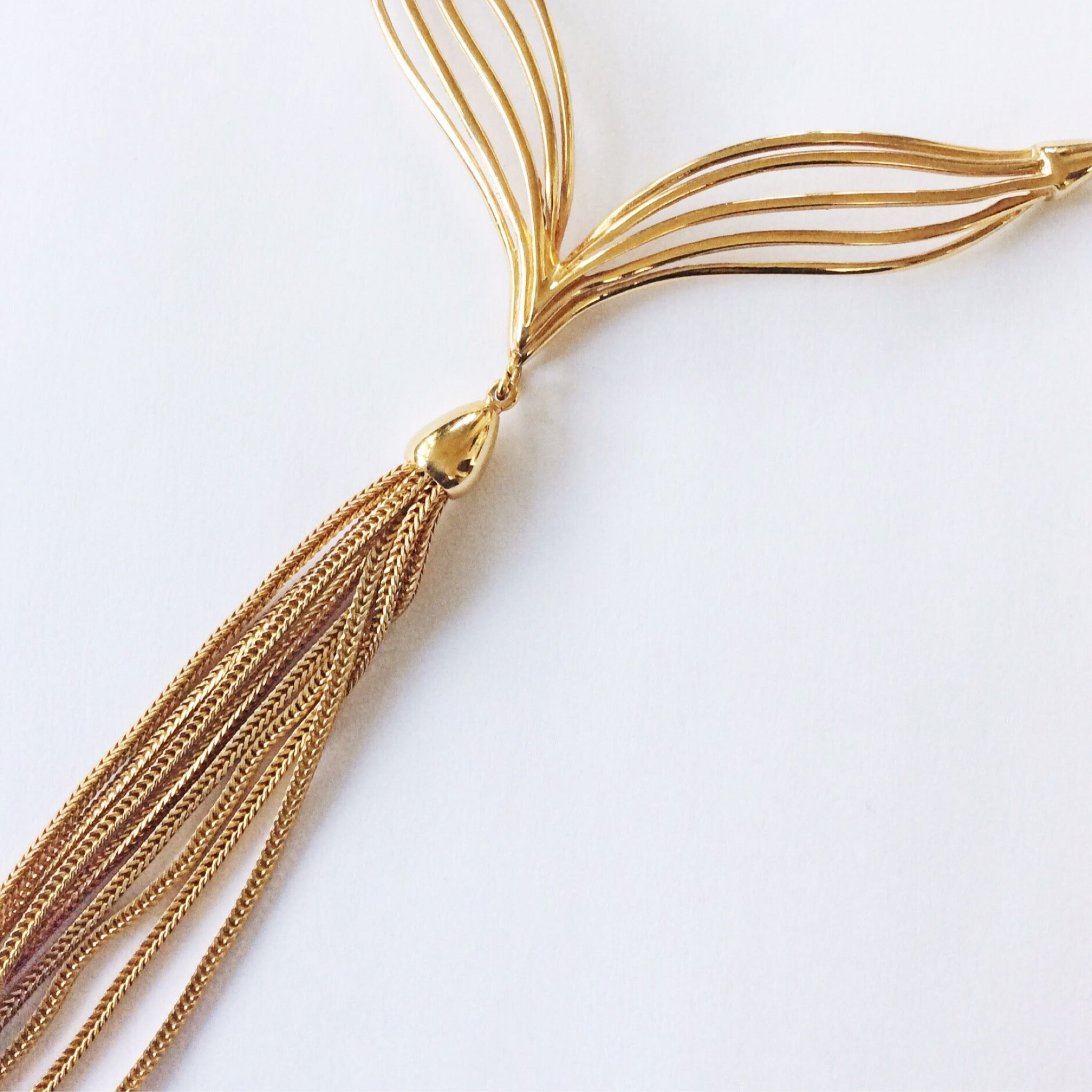 Tassel  Necklace // Coming Soon