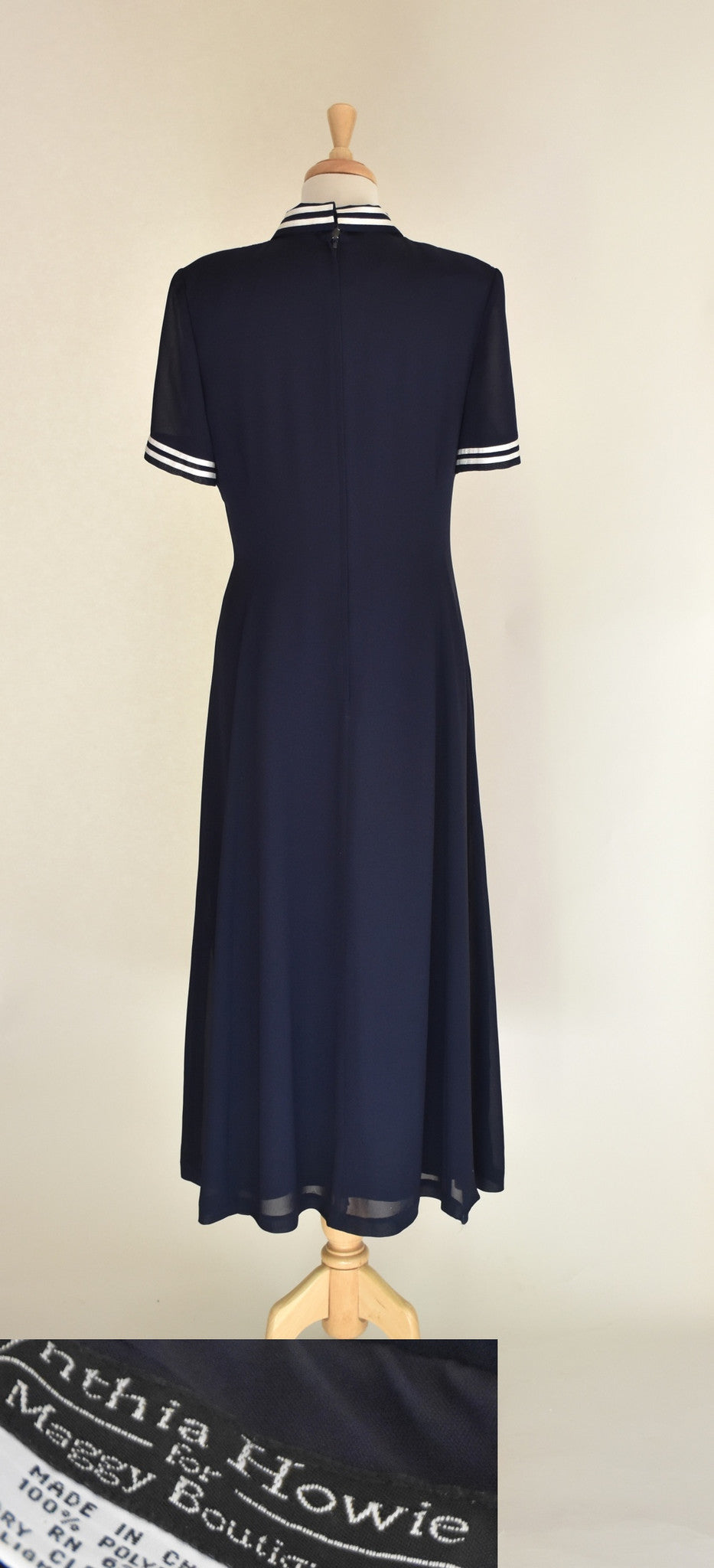 90s nautical dress