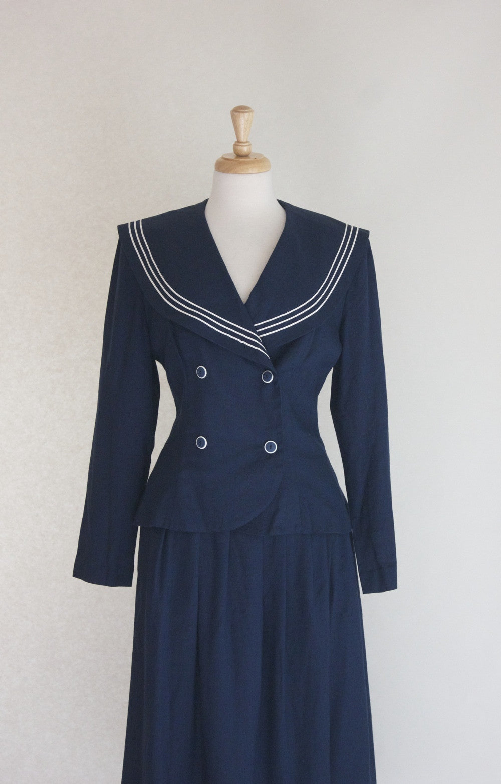 80s Lanz Original Sailor Suit