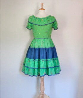 50s Patio Dress