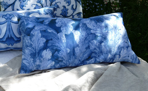 Pillow - Acanthus I - six colorways