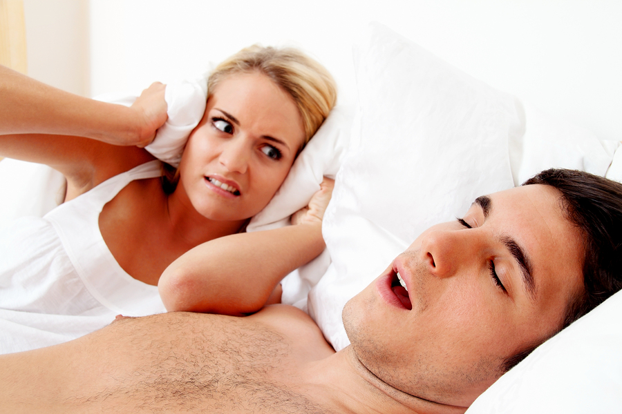 Is there anything I can try to help with my snoring?