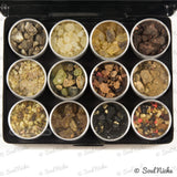 Spring Cleansing Resin Incense Sampler Complete Kit Gift Set