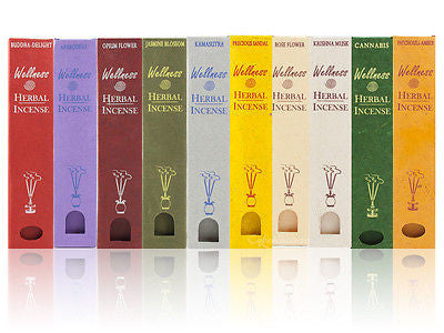 Wellness Incense Sticks