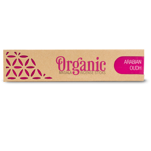 Arabian Oudh - Organic Goodness Masala Incense Sticks