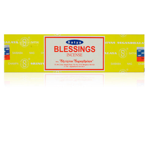 Blessings Satya Nag Champa Incense Sticks