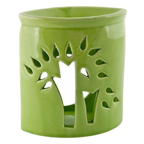 Tree of Life Ceramic Oil Diffuser