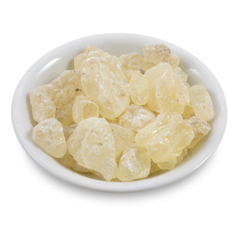 Copal White Cahaya Incense Resin
