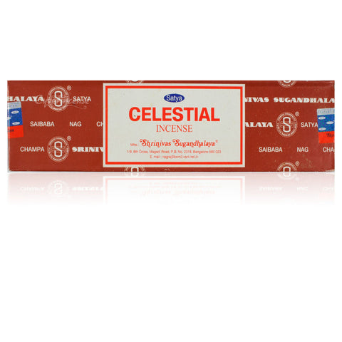 Celestial Nag Champa Incense Sticks