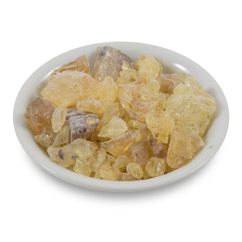 Copal Gold Incense Resin