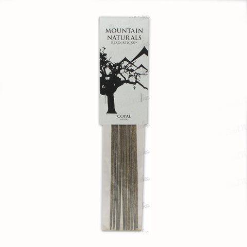 Copal Resin Incense Sticks - by Mountain Naturals