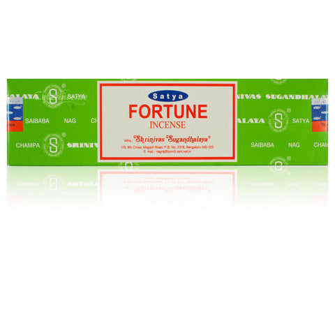 Fortune Nag Champa Incense Sticks