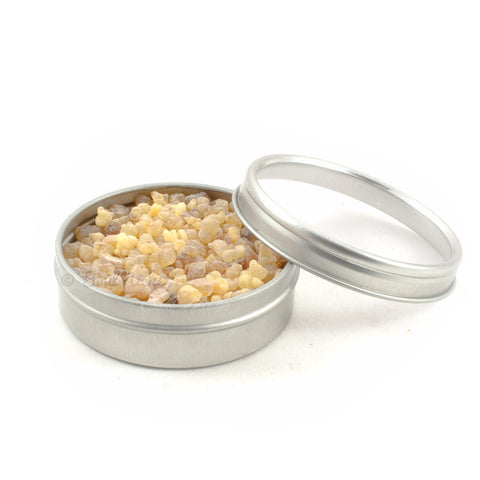 Frankincense Resin Incense Tin - Gum Olibanun Somalian