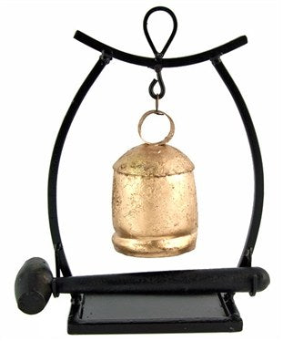 Gong Temple Bell 01