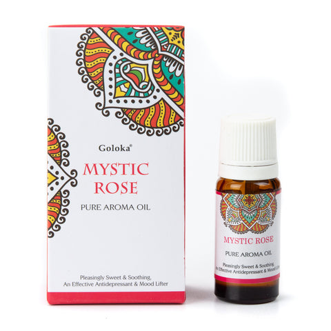 Goloka Pure Aroma Oil - Mystic Rose 10ml
