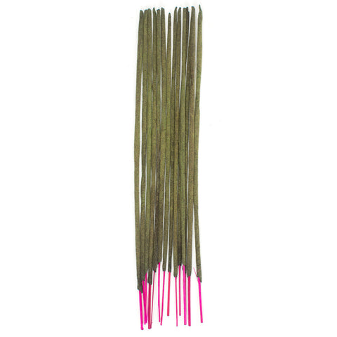 Green Patchouli Incense Sticks