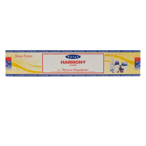 Harmony - Yoga Series Satya Nag Champa Incense Sticks