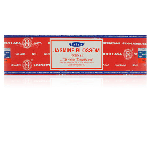 Jasmine Blossom Nag Champa Incense Sticks