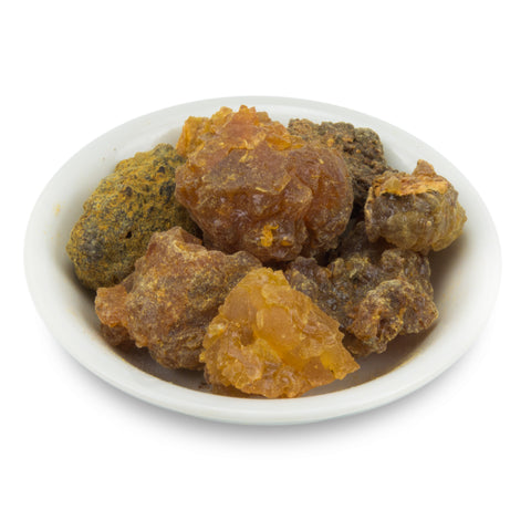 Myrrh Gum Incense Resin (High Grade) - Big Pieces