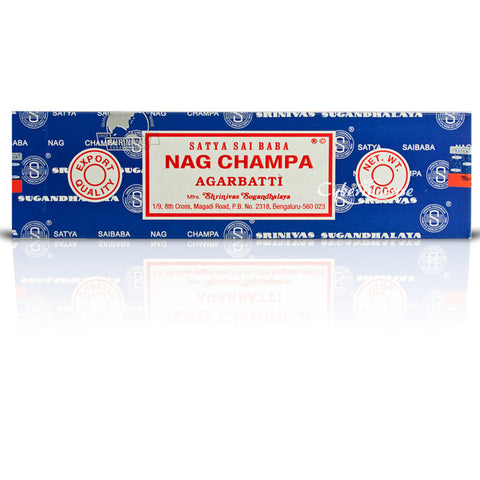 Nag Champa Satya Incense Sticks