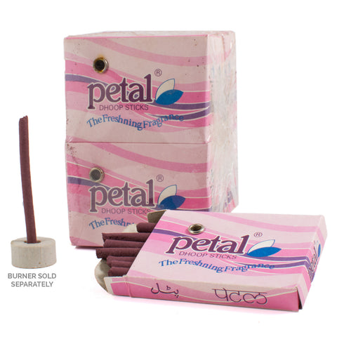 Petal Incense Dhoop Sticks