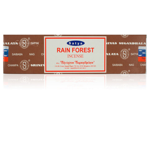Rain Forest Nag Champa Incense Sticks