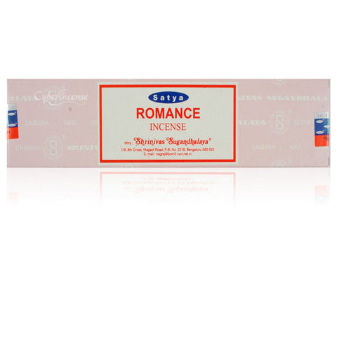 Romance Nag Champa Incense Sticks