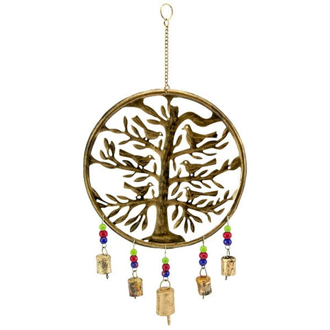 Birds of Paradise Wind Chime 123