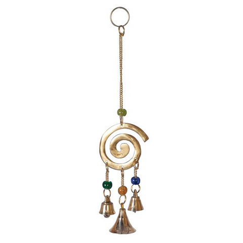 Spiral Wind Chime (Small)