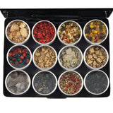 Exotic Resin Incense Sampler Tin Gift Set