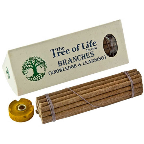 The Tree of Life Incense (Nepal) - Branches Knowledge & Learning