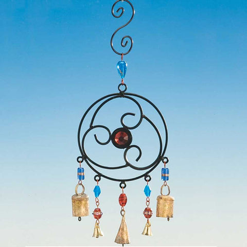 Celtic Wind Chime 114