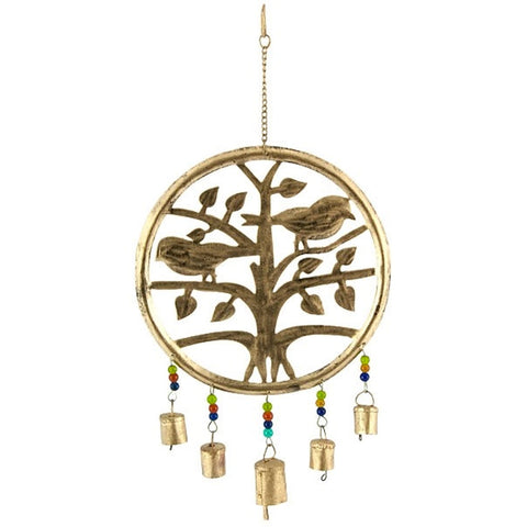 Birds of Paradise Wind Chime 122