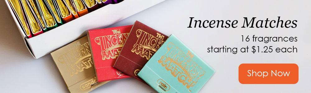 Song of India Resin Incense Tins