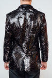 Any Old Iron Black Sequin Jacket