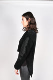 Any Old Iron Velvet Sequin Tails Coat