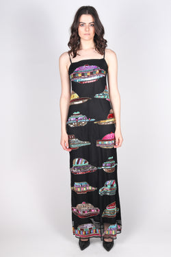 Any Old Iron Spaceship Dress