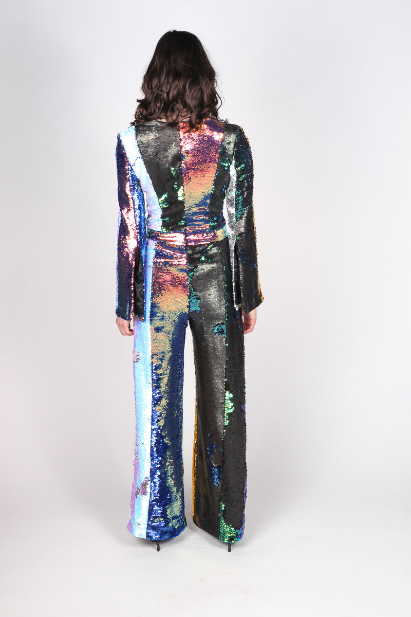 Any Old Iron Kaleidoscope Jumpsuit