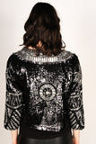 Any Old Iron Beaded Star Jacket