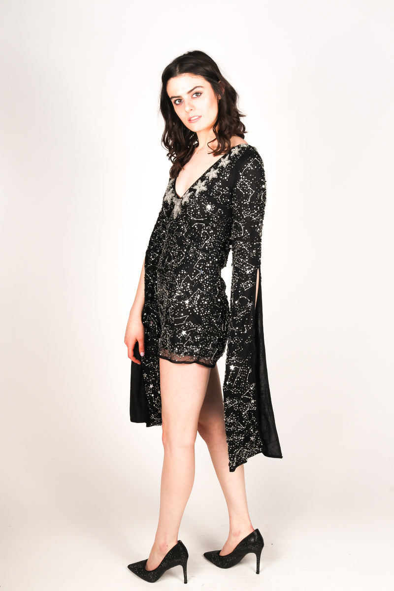 Any Old Iron Constellation Dress