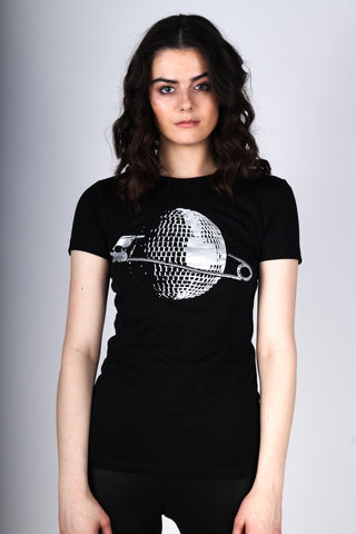 Any Old Iron Disco Planet T-Shirt