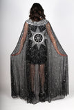 Any Old Iron Infinity Cape Dress